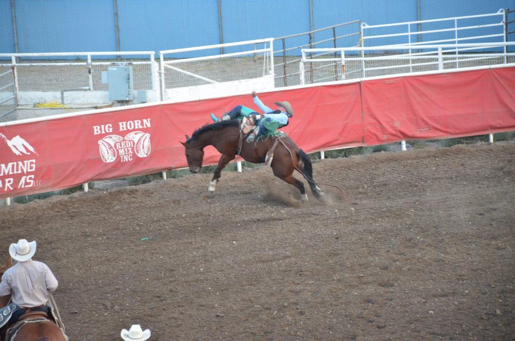 Cody Night Rodeo Cody Wyoming Nomadic Niko